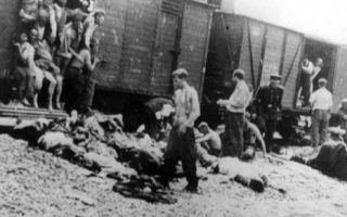 Преступления румын в Бессарабии