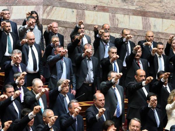 Golden-Dawn-Greek-Parliament