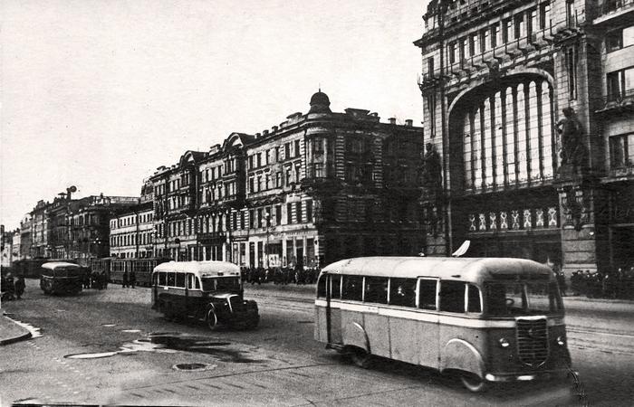 LeningradskyProspect1930s