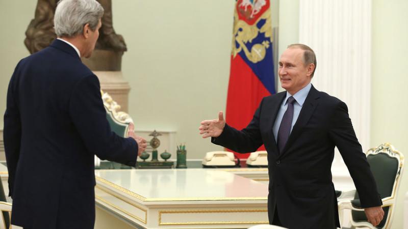 Владимир Путин встретится с Джоном Керри