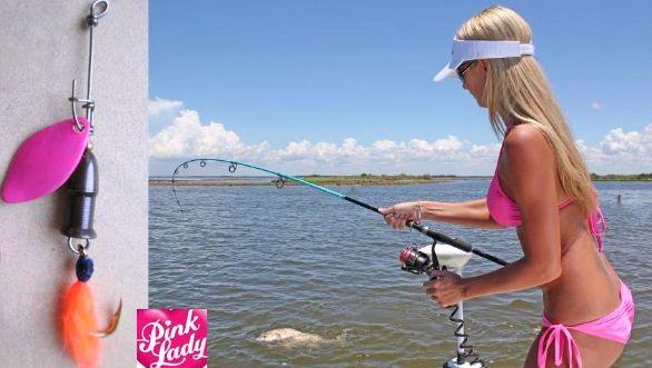 рамки на рыбалке женщина