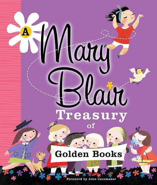 mary blair golden books