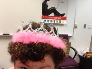 bday crown