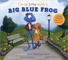 big blue frog copy
