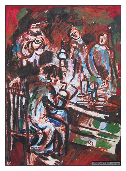 Иллюстрации к произведениям Булгакова, булгаков иллюстрации