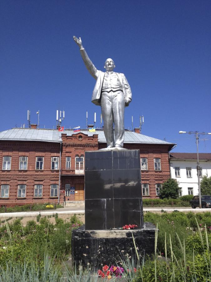Ленин с Солигаличе
