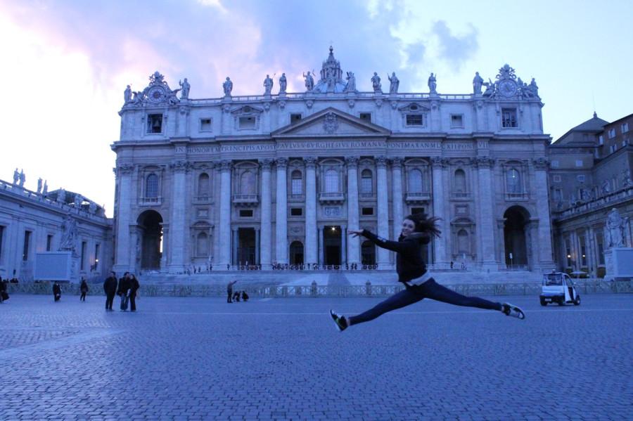 Площадь Ватикан