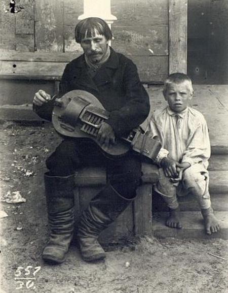 Чернігівщина-сліпий музика_поч.1900-х-М.Могилянський