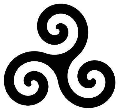 Трискель кельтский