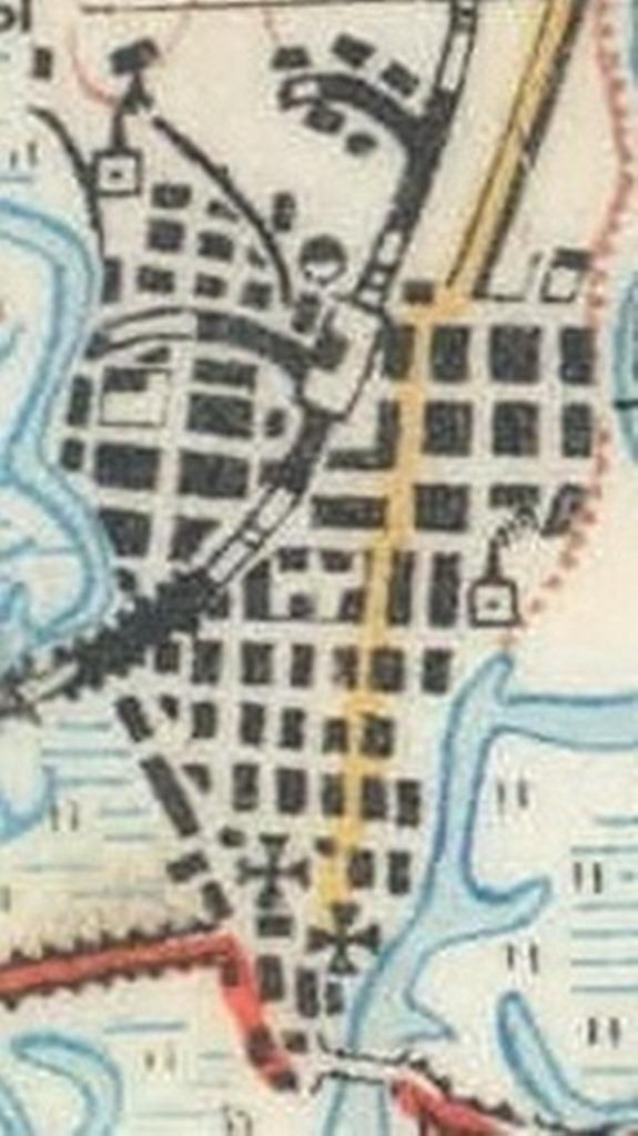 Рогачев план 1936