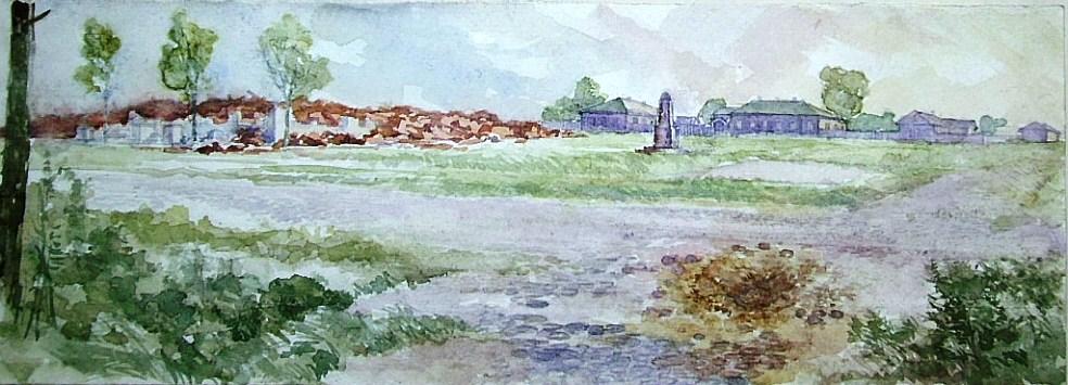 Развалины Рогачева