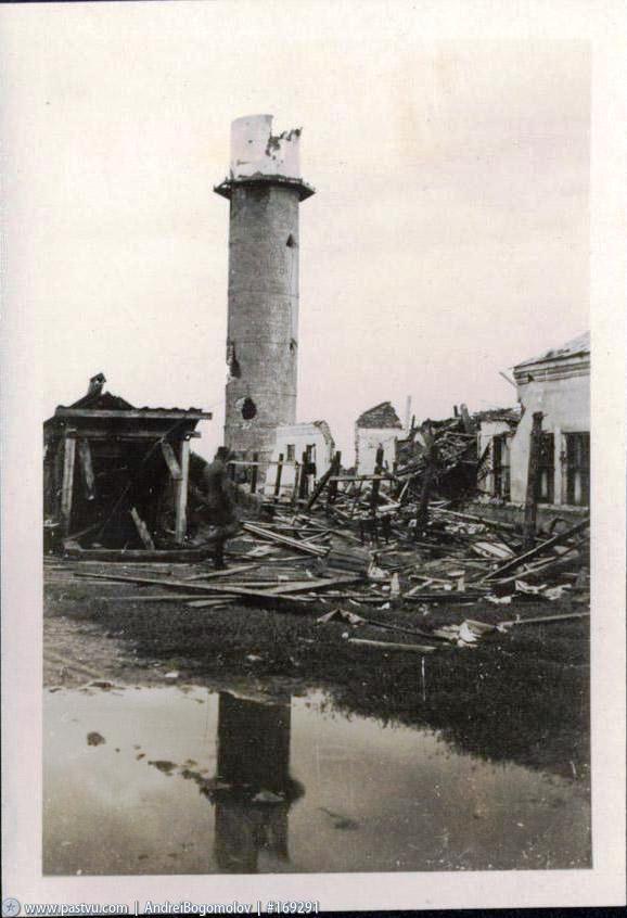 Рогачев Из семейного альбома 1941-43 гг