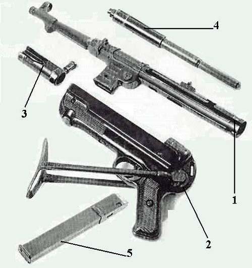 ЮГОСЛАВСКИЕ ВОЙНЫ 1991-2001 - Югославский пистолет-пулемет М56