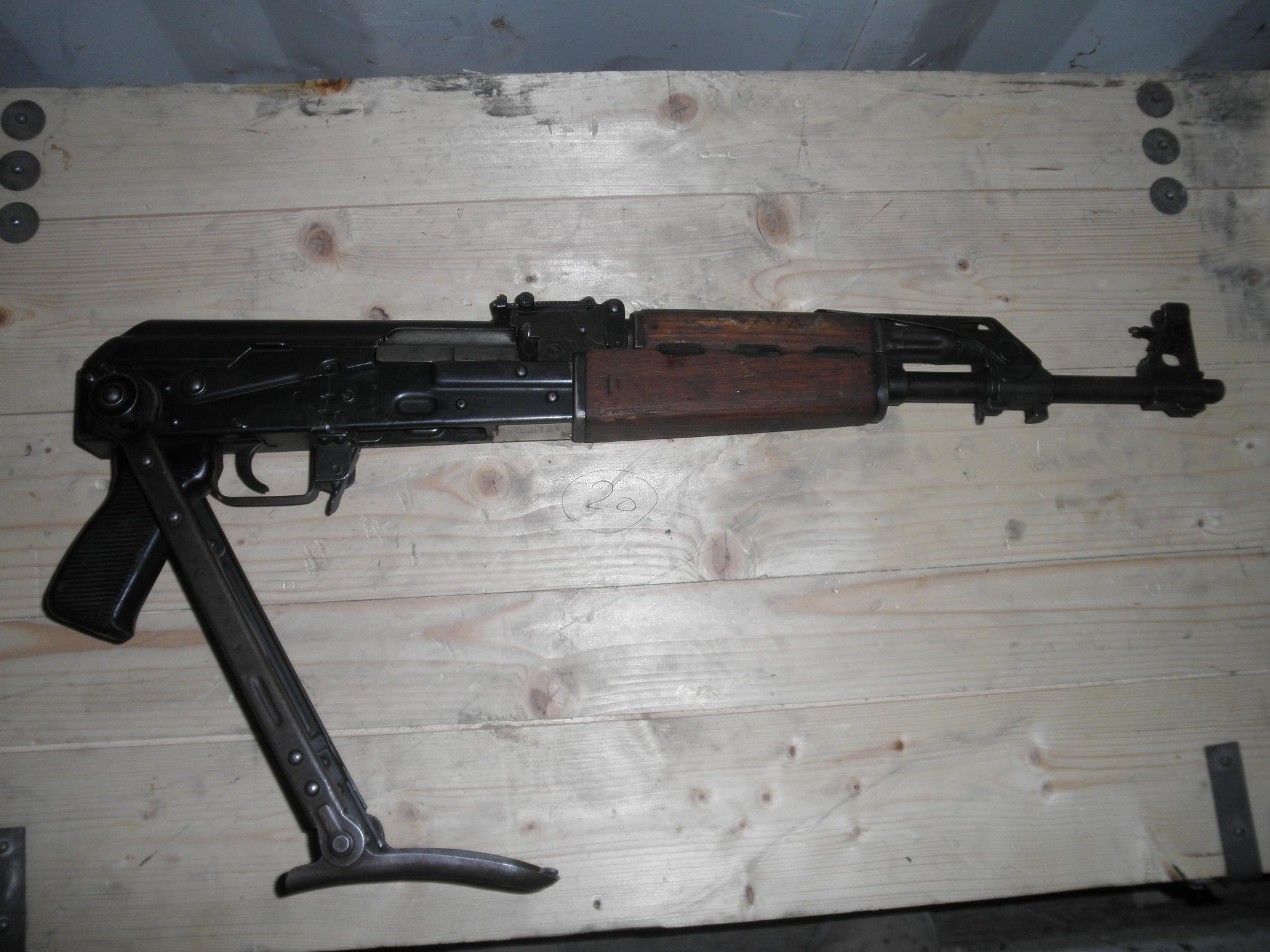 Jugoslavskij M70AB2,Kragujevac