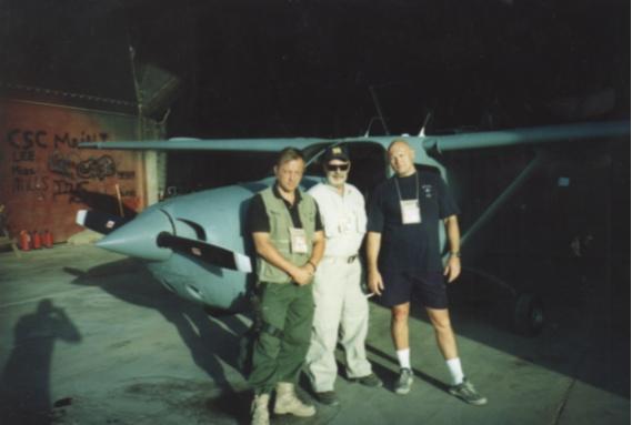 Oleg and Richard