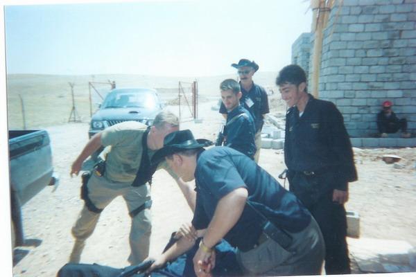 Training of arrest