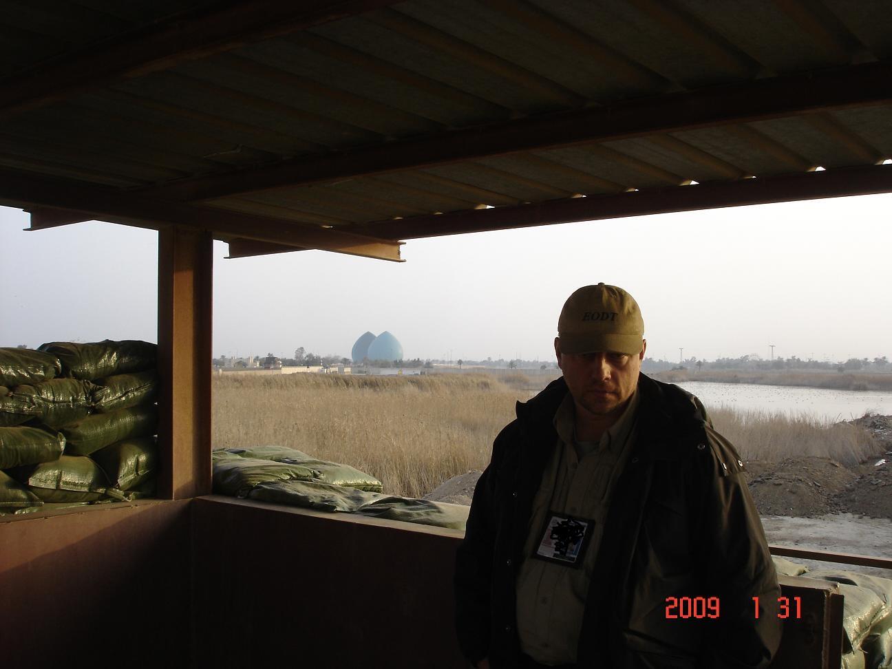 Oleg na fone Sadr sity