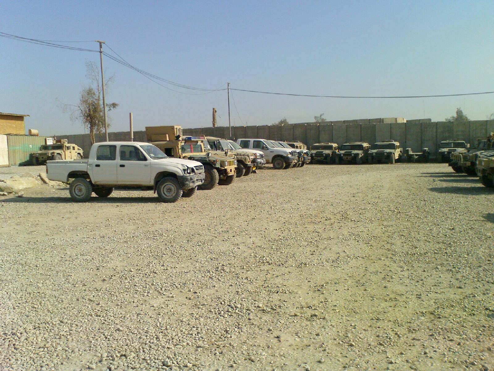 Parking v Mosule