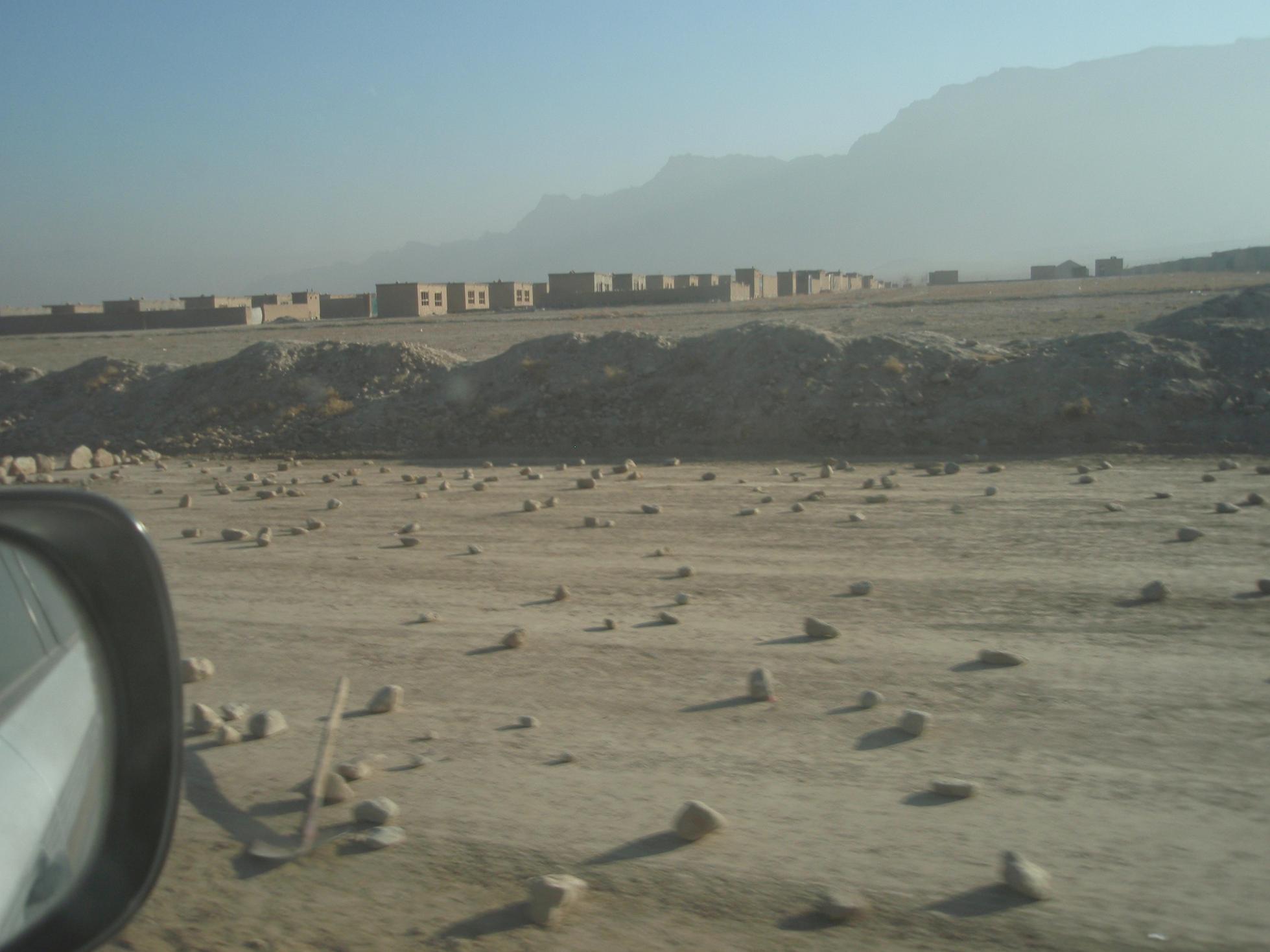 Novi put na Bagram