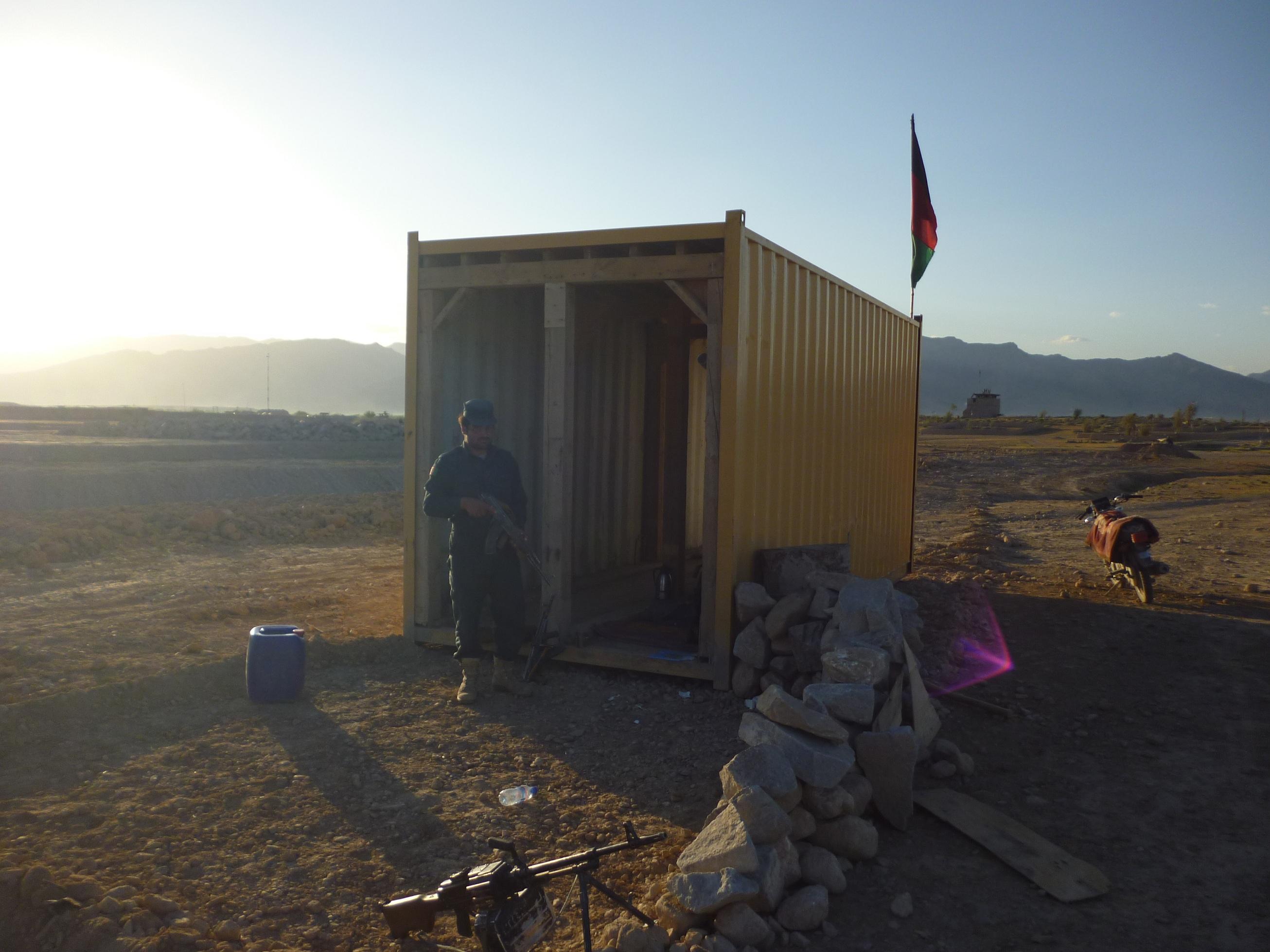 ECP 2.East bunker..