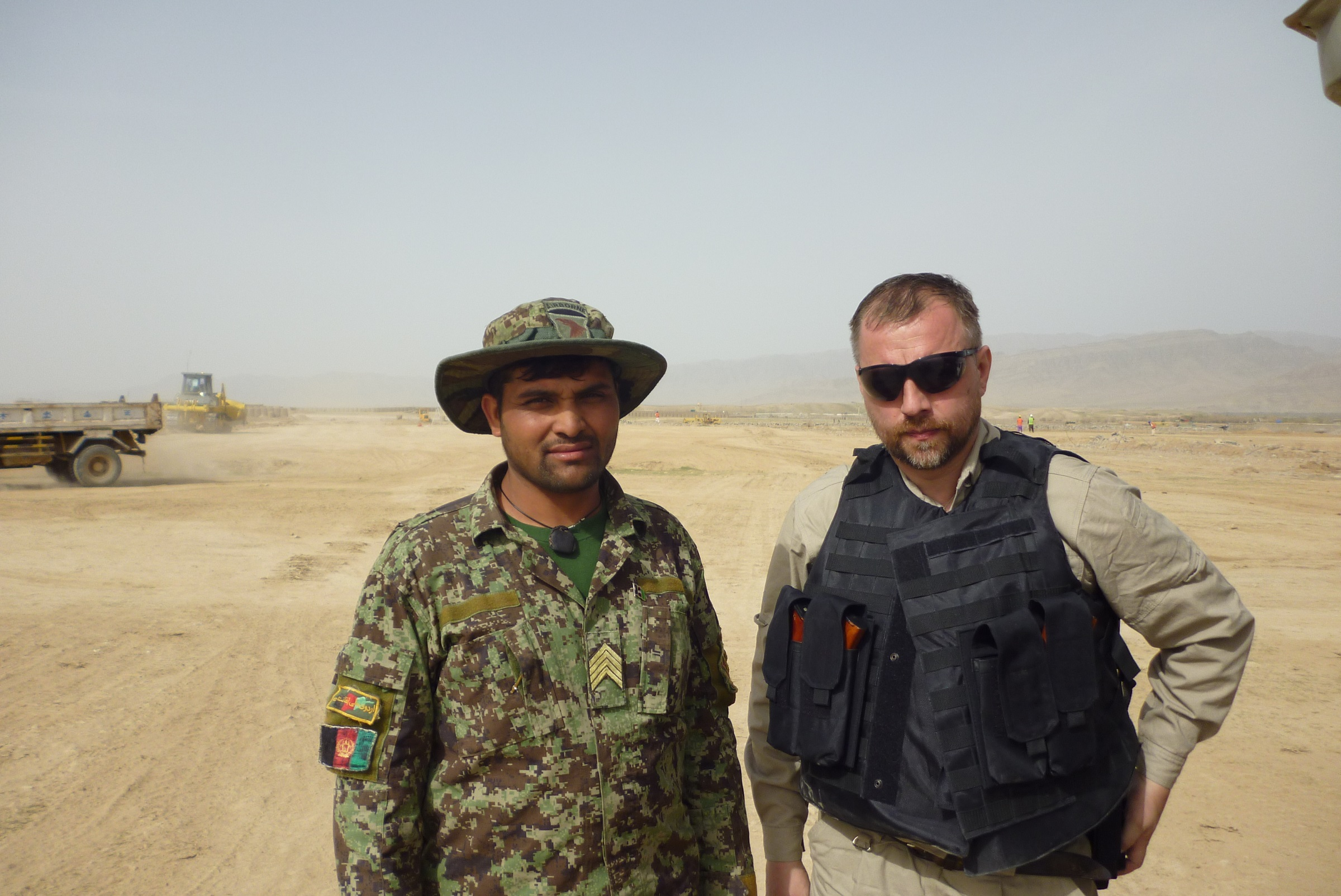 Oleg and ANA sergeant 2