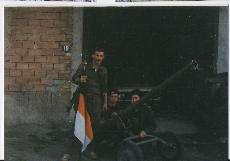 Japanese in Sarajevo 94