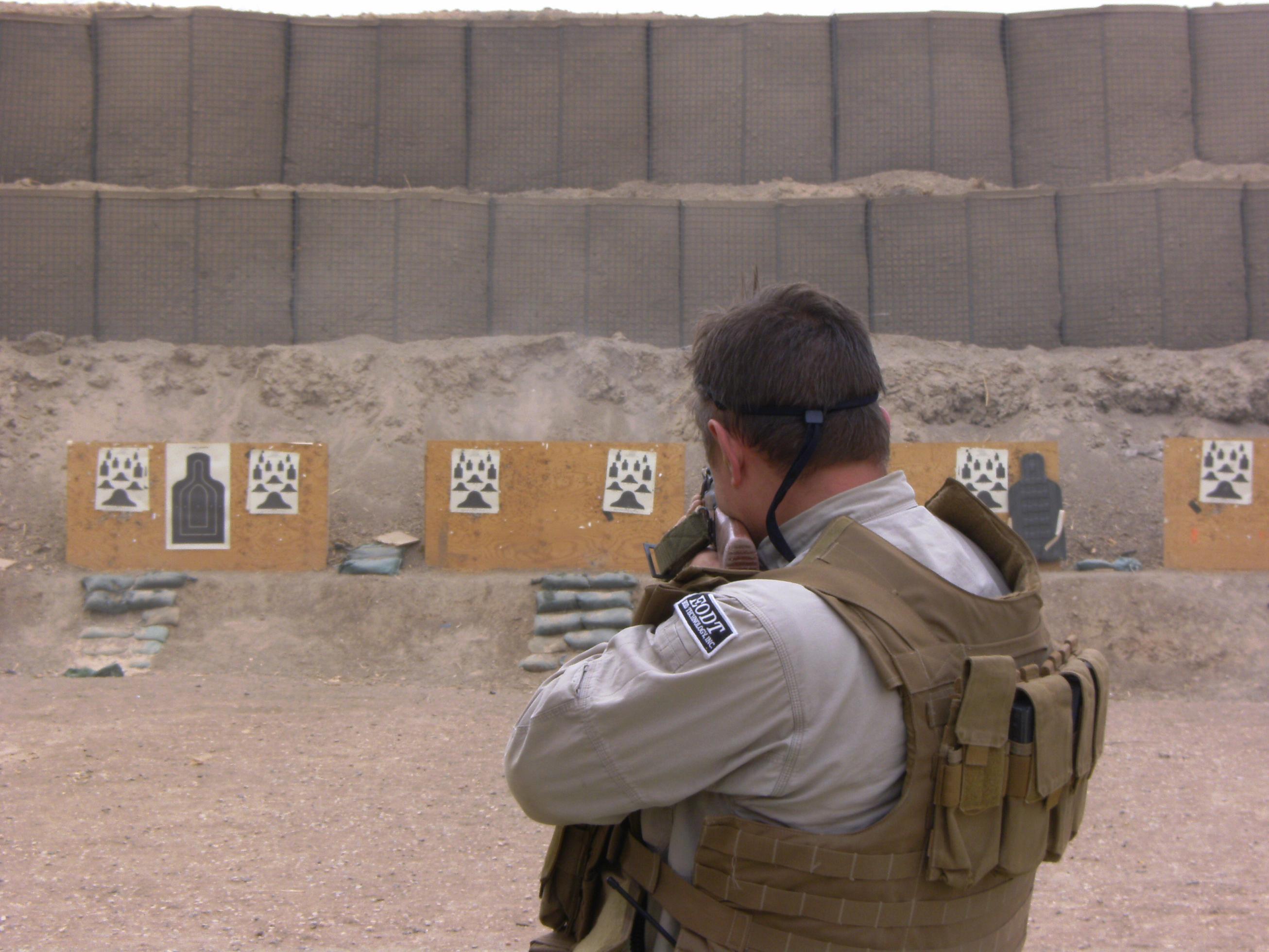 AK and targets.Mahmudiyah