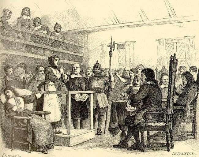Молл Дайер.1697.Леонардтаун.John E Ehninger