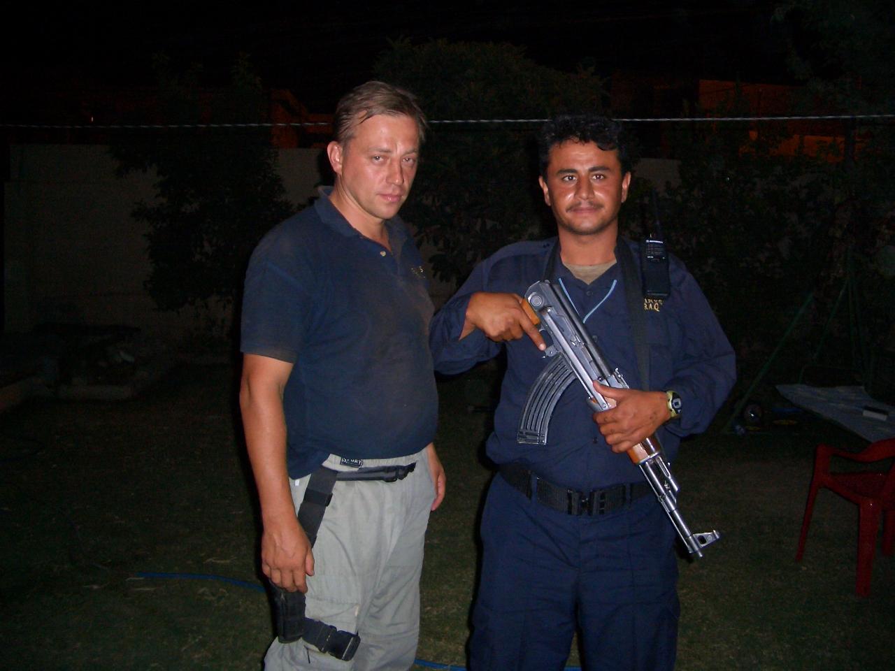Oleg and kurd