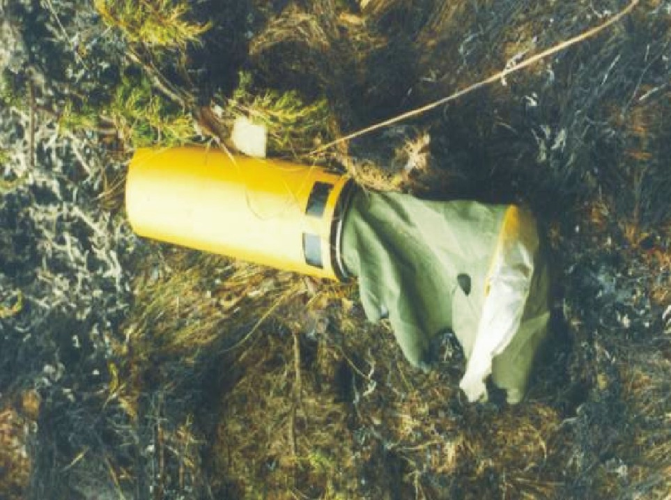 BLU-97B bombica kasete CBU-97