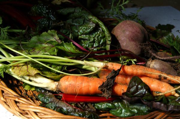 борщ сырые овощи