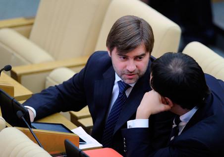 Действия Железняка противоречат интересам коррупционеров и прозападных либералов