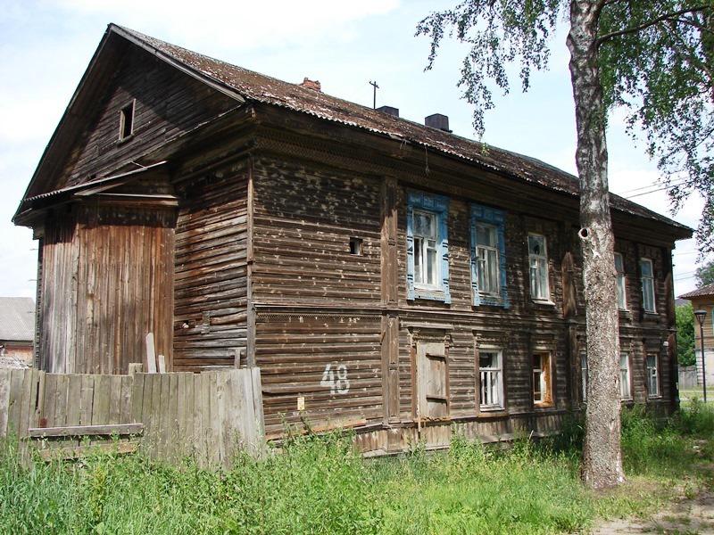 Осташков, Евстафьевская, 48