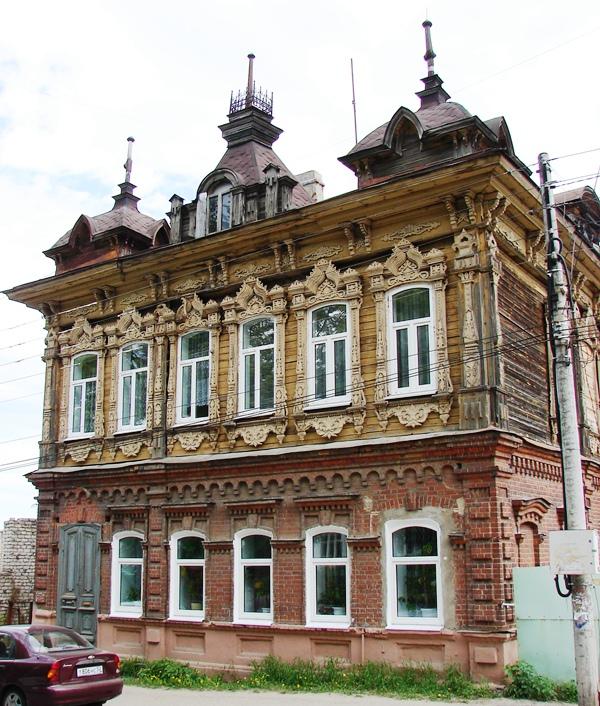 Павлово, дом Клокова
