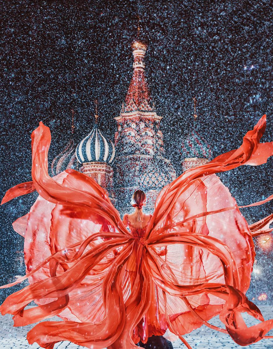 Работы Кристины Макеевой.