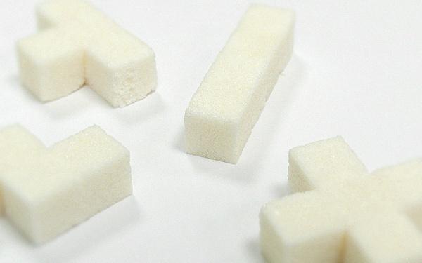 сахар тетрис