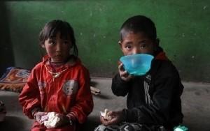 Китай активно борется с нищими людьми, проживающими в деревнях и сёлах