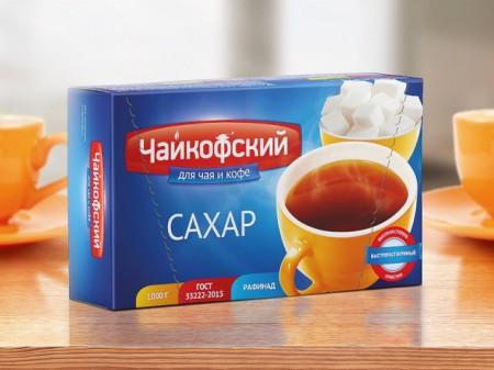 Фото: Сахар рафинад «Чайкофский»