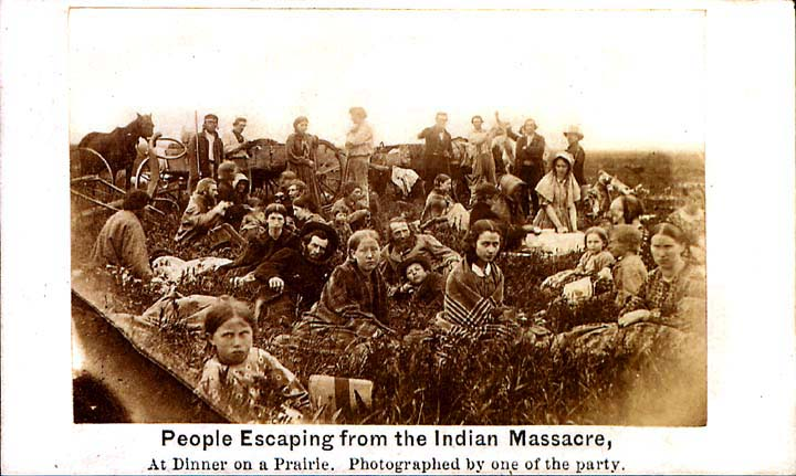 Dacota War 1862