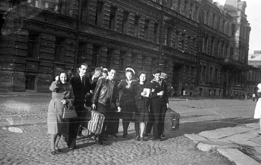 Повседневная жизнь курсантов ВВМИОЛУ им. Дзержинского, ч. 13