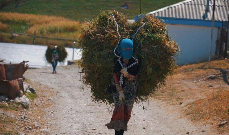 Женщины в дагестане
