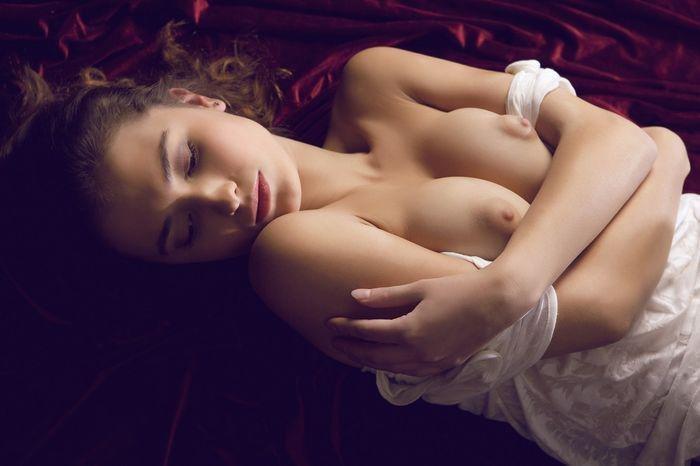 фото красивых сосков голых девушек