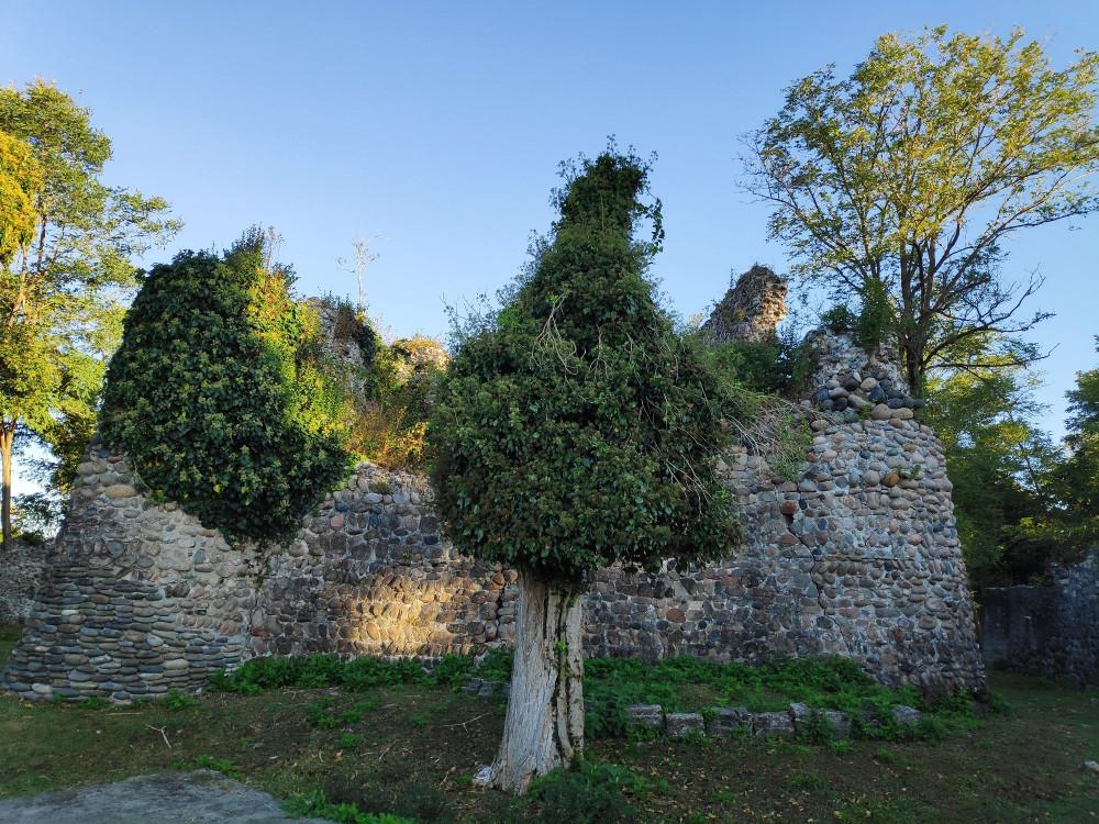 Вроде бы очередная Генуэзская крепость, надо уточнить.