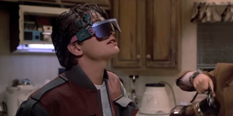 Очки из Назад в будущее