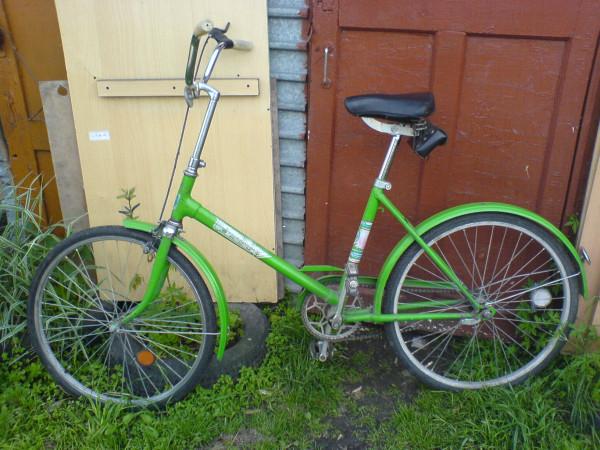 Велосипеды в СССР 1a62318fd464