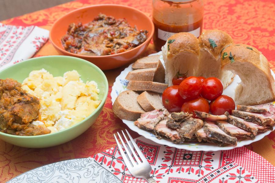 простые рецепты на ужин в домашних условиях