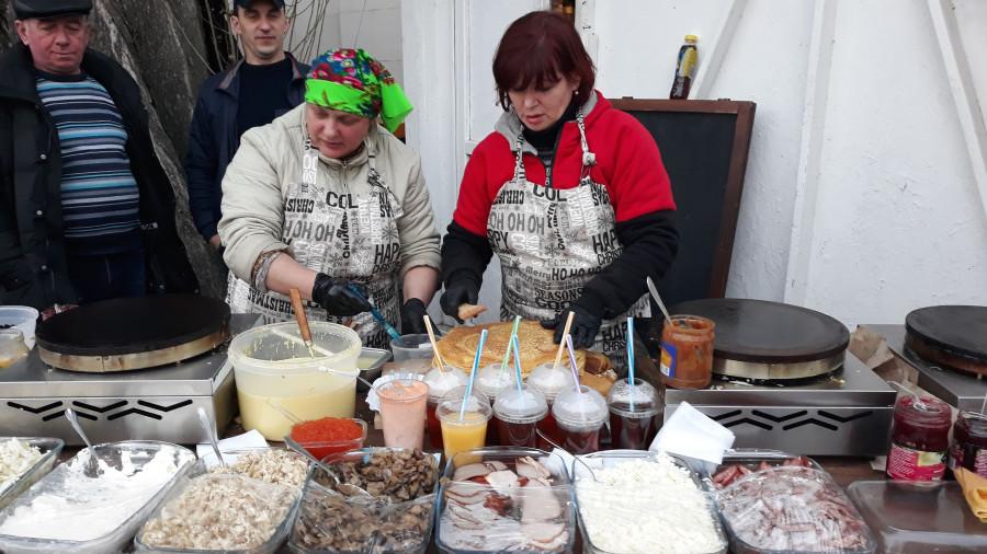 Праздничная ярмарка на ВДНГ (Киев) 20190309_173041