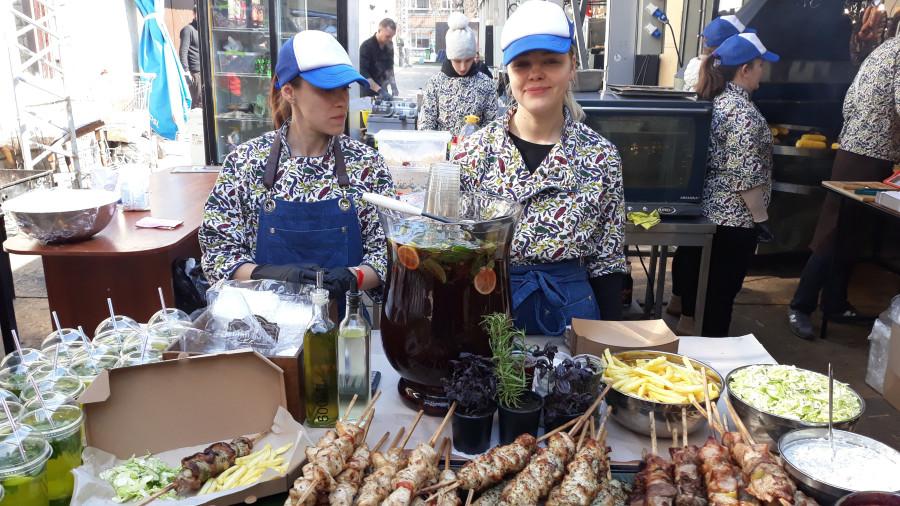 Фестиваль уличной еды в Киеве в День выборов 20190331_122602