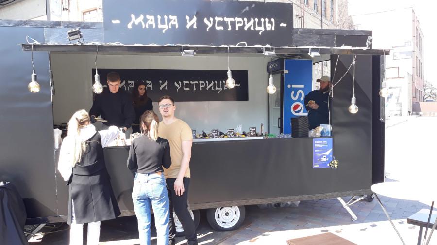 Фестиваль уличной еды в Киеве в День выборов 20190331_122856