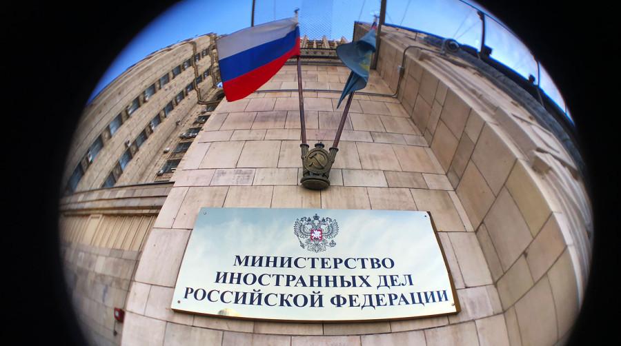 РФ отзывает посла из США
